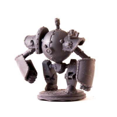 Rivals Cog Automaton 3Dprint 2
